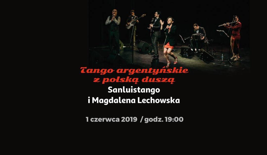 2019-06-01: Tango argentyńskie z polską duszą