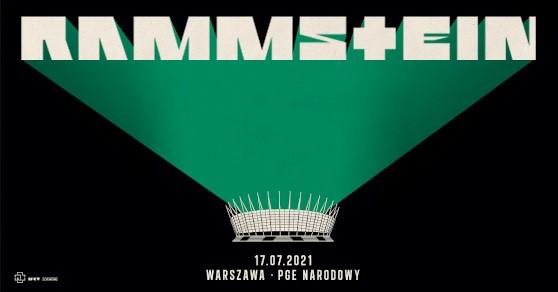 2021-07-17: Rammstein: Europe Stadium Tour 2020 – zmiana daty!!!