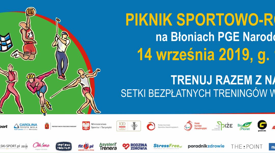 2019-09-14: Narodowy Dzień Sportu