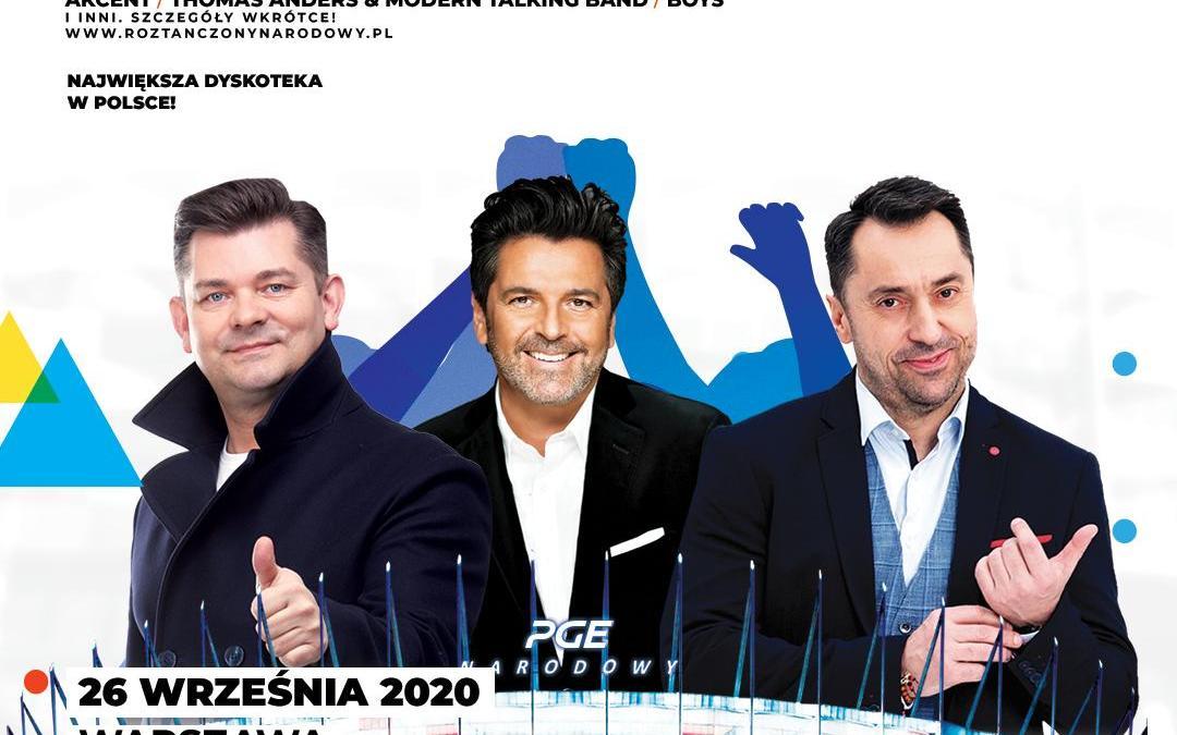 2020-09-26: Roztańczony PGE Narodowy