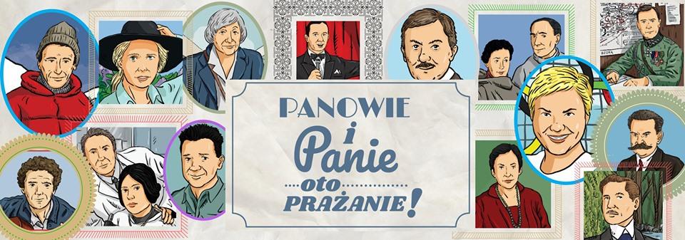 """2019-10-13: Spacery: """"Panowie i Panie. Oto prażanie!"""" (edycja Praga Płd.)"""