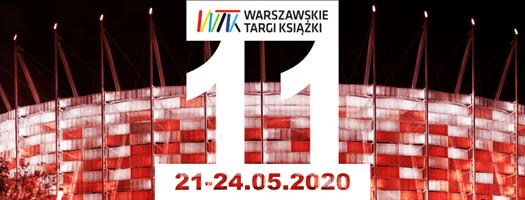 2020-05-12 do 24: Warszawskie Targi Książki