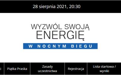 2021-08-28: VII Nocny 4F Półmaraton Praski – zmiana terminu
