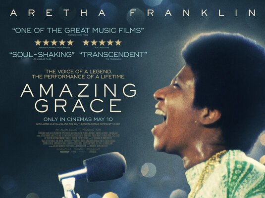 2020-03-25: KINO KĘPA JAZZ: Amazing Grace: Aretha Franklin