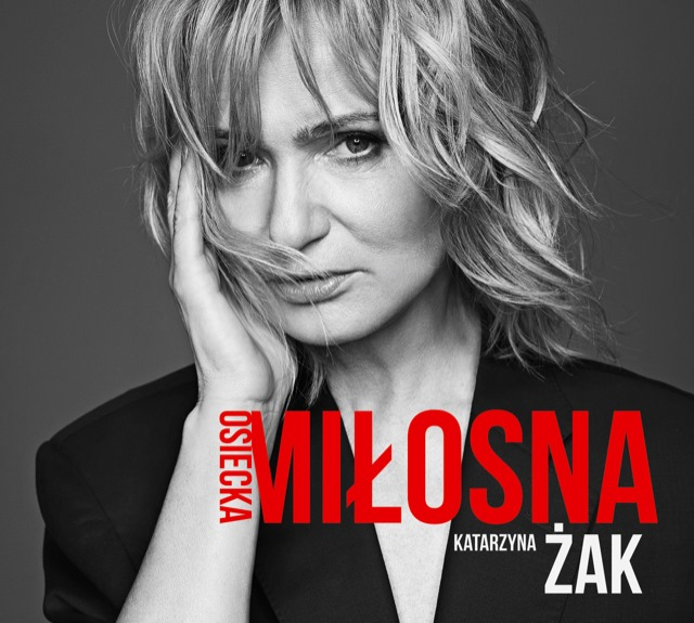 """2020-01-23: Koncert Katarzyny Żak – utwory z płyty """"Miłosna Osiecka"""""""