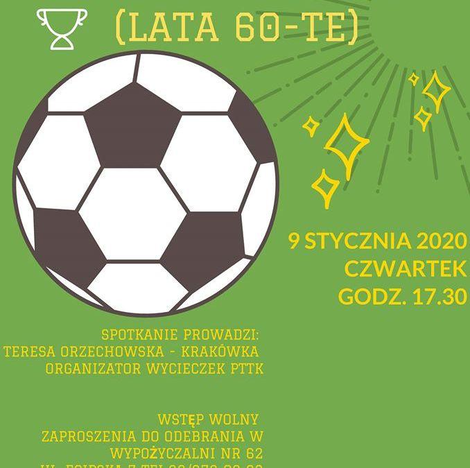 2020-01-09: Sportowi idole mojej młodości. Spotkanie w filii nr 62