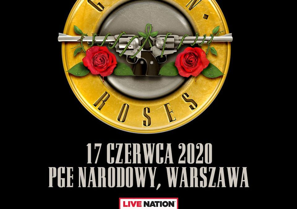 2020-06-17: koncert Guns N' Roses na PGE Narodowym