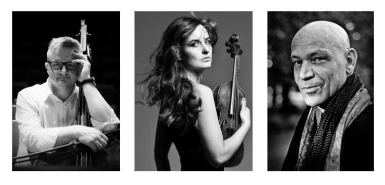 2019-12-21: Koncert pieśni sefardyjskich: Trio Wandtke / Wypych / Edery