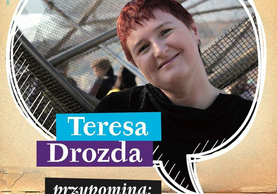 2020-11-30:  Teresa Drozda przypomina… Kalina Jędrusik – odwołane