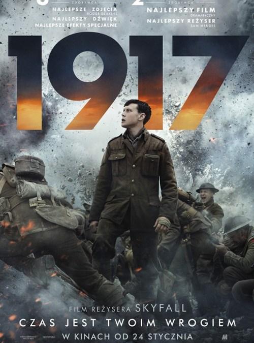2020-03-21: KINO KĘPA: 1917 – odwołane!