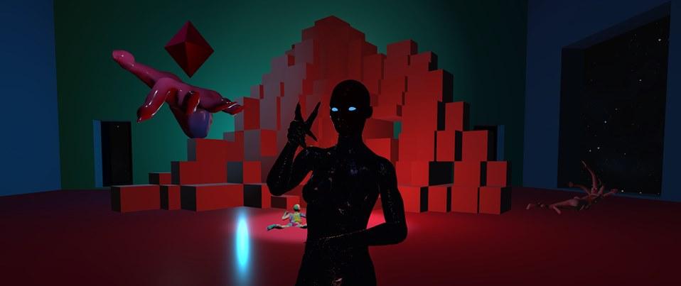 2020-05-08: Boska komedia wersja 2.2 — medytacja VR na żywo