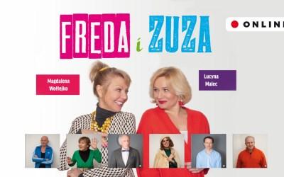 "2021-05-26:  Teatr Kępa: ""Freda i Zuza"""