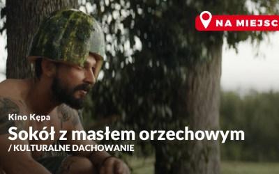 """2021-05-25: Kino Kępa na dachu: """"Sokół z masłem orzechowym"""""""