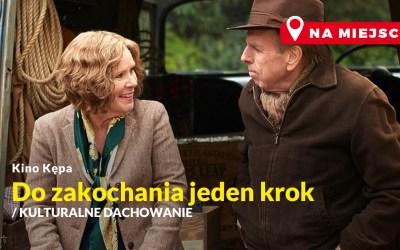 "2021-05-21: Kino Kępa na dachu: ""Do zakochania jeden krok"""