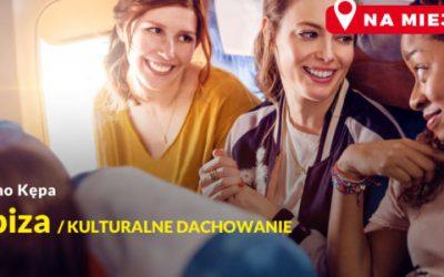 """2021-05-19: Kino Kępa na dachu: """"Ibiza"""""""