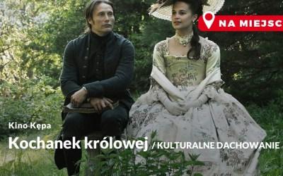 """2021-07-30: Kino Kępa na dachu: """"Kochanek królowej"""""""