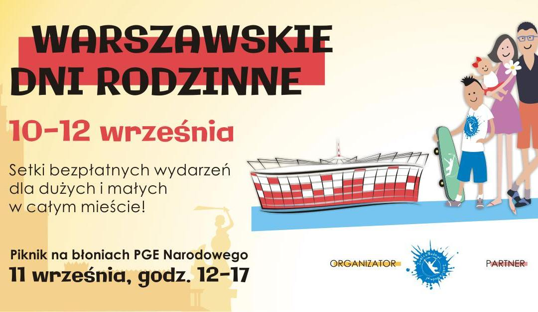 2021-09-11: Warszawski Piknik Rodzinny