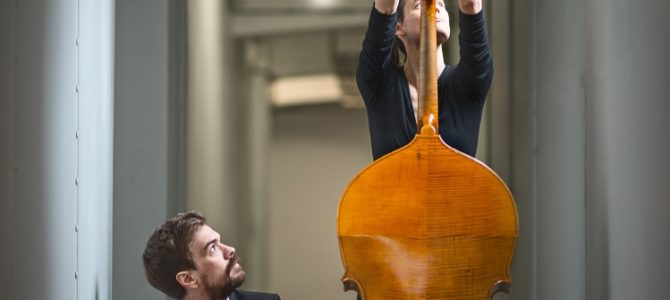 2021-10-25: Koncert duetu Contrebrassens