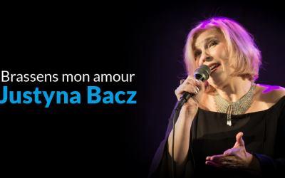 "2021-10-23: Justyna Bacz – koncert ""Brassens mon amour"""