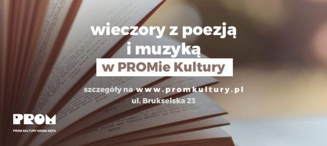 2021-10-28: Wieczór z Poezją i Muzyką