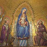 Homily from Jan. 1, 2018 (Solemnity of Mary, Mother of God): An Eclipse and a Full Moon