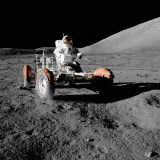 Homily from Dec. 17, 2017: Apollo 17 & the Moon