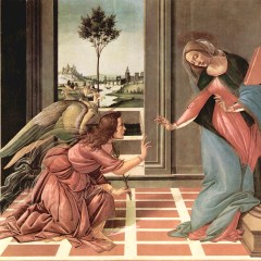 Homily from 4th Sunday of Advent (Dec. 23/24, 2017): Annunciation