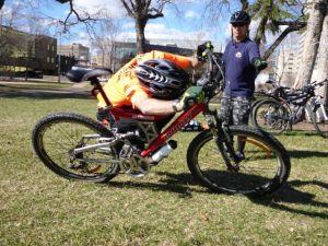 bike limbo