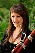 Stephanie Unverricht, Principal Bassoon, Saskatoon Symphony Orchestra