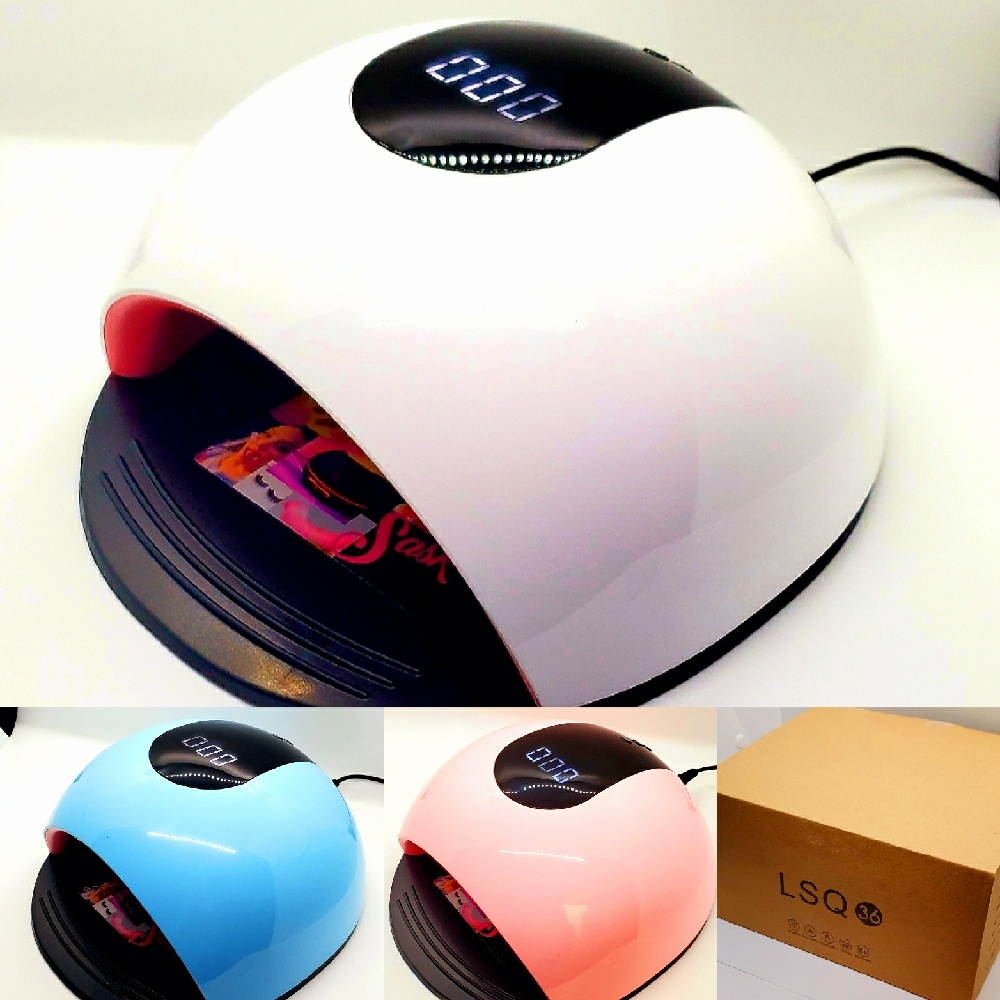 80W LED UV Nail Lamp