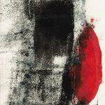 kleine-monotype-rood-Japans-zwart-hahnemühle