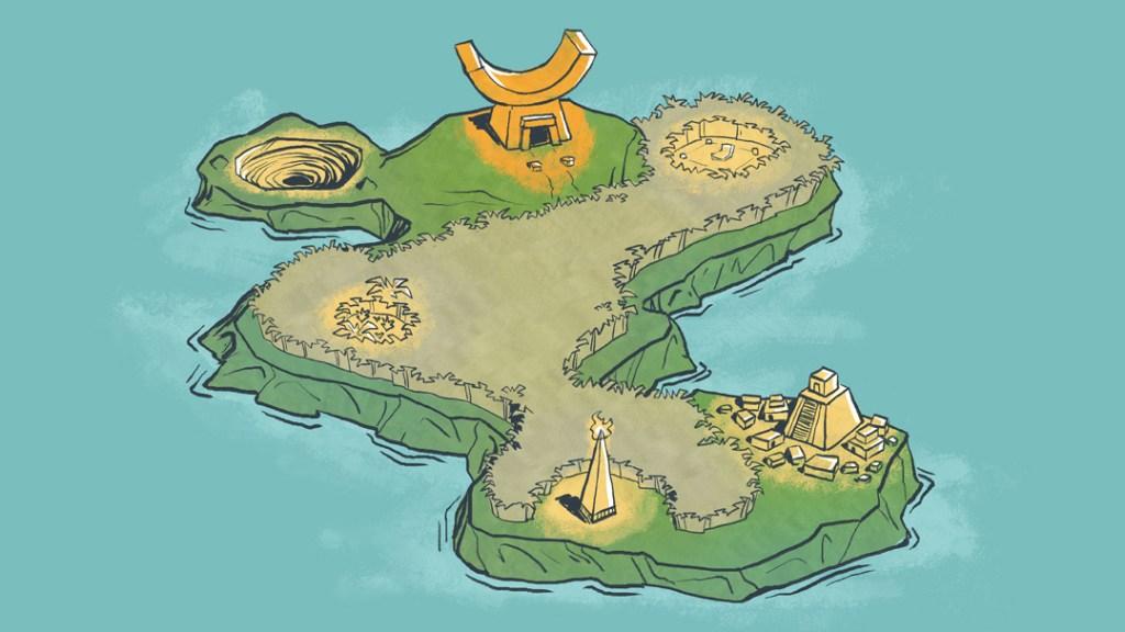 godhood island