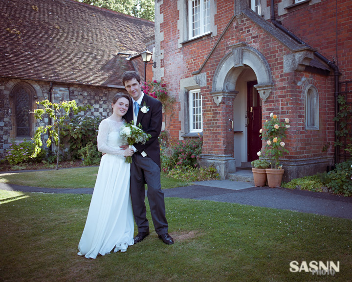 Wedding Photography in Winchester