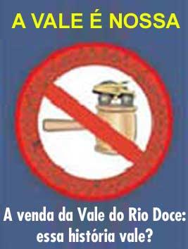 Venda da Vale do Rio Doce