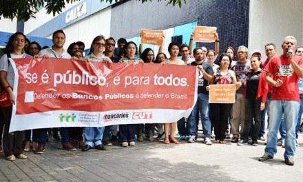 Assembleia paulista faz audiência pública sobre desmonte dos bancos públicos