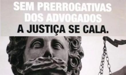 Ameaças a prerrogativas dos Advogados por juízes autoritários devem ser coibidas pelo CNJ