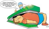 20/02/2000 - Operação de redução de estômago começa a se tornar popular.
