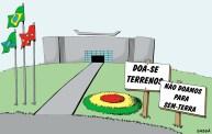 24/03/2000 - Prefeitura doa terrenos, mas não exatamente para quem precisa.