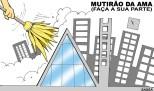 04/01/2001 - Autarquia do meio ambiente convida os cidadãos a limparem a cidade.