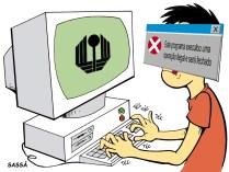 19/07/2001 - Dados são apagados de computador da UEL.