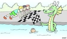Corrida inaugural da pista do igapó 2