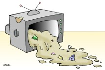 Horário eleitoral, campanhas e debates na TV .