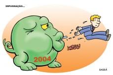 Impugnação de candidatos.