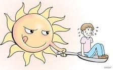 18 janeiro Verão rigoroso em londrina.