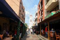 The streets of Sabaneta