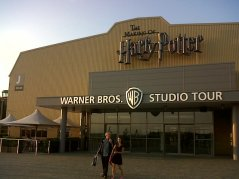 The Harry Potter - Warner Brothers Studio Tour