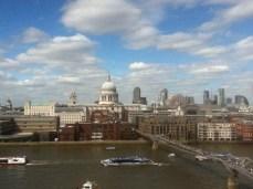 Thames e St. Paul