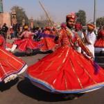 Camel Festival Bikaner Rajasthan India