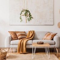 Boho Chic Decor Inspiration for Your Living Room