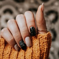 Halloween Inspired Nails to Get Into the Spooky Spirit